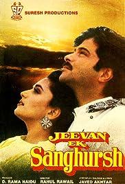 Jeevan Ek Sanghursh Poster