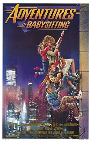 Where to stream Adventures in Babysitting