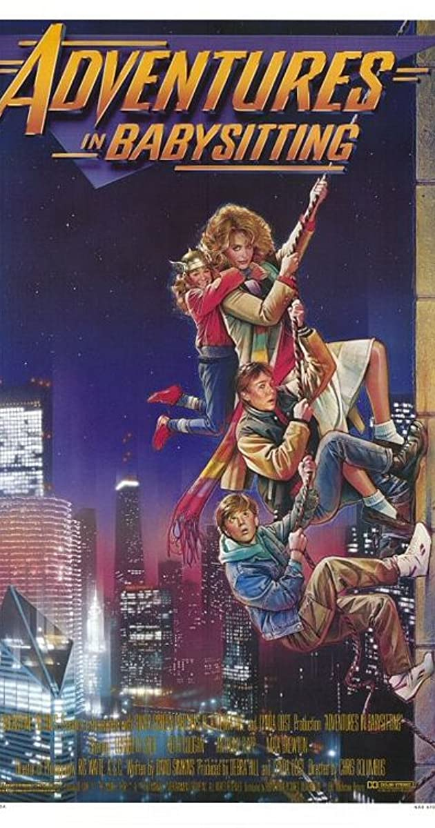 Adventures In Babysitting 1987 Imdb