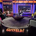 Curtis Sliwa, Tyrus, Greg Gutfeld, Katherine Timpf, and Kacie McDonnell in Gutfeld! (2021)