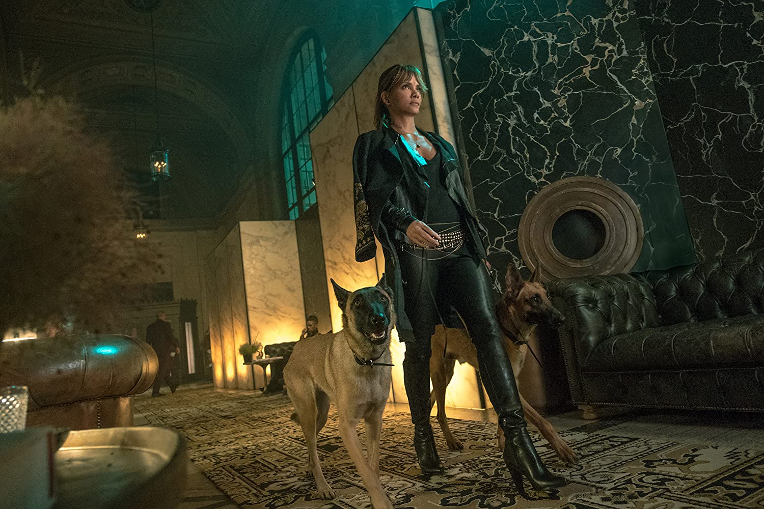 Halle Berry in John Wick: Chapter 3 - Parabellum (2019)