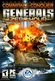 Command & Conquer: Generals Zero Hour (2003) Poster - Movie Forum, Cast, Reviews