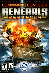 Primary photo for Command & Conquer: Generals Zero Hour