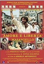 Amore e libertà - Masaniello