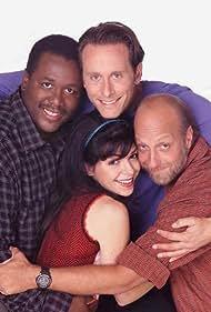 Steven Weber, Chris Elliott, Wendell Pierce, and Amy Pietz in Cursed (2000)