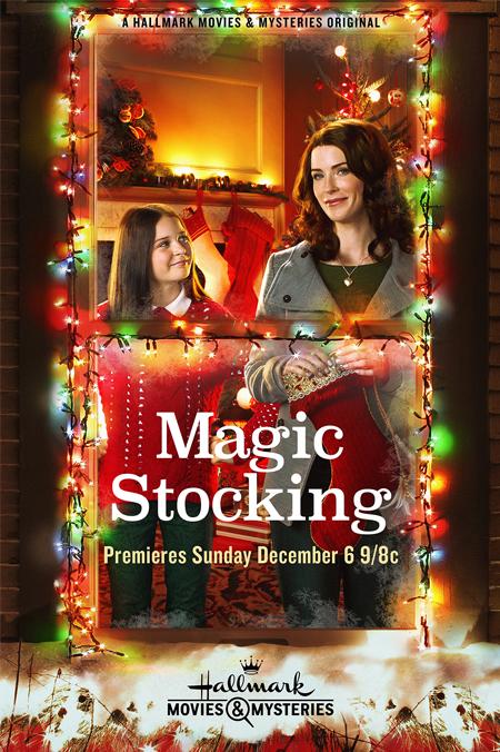 magic stocking tv movie 2015 imdb - Christmas Magic Movie