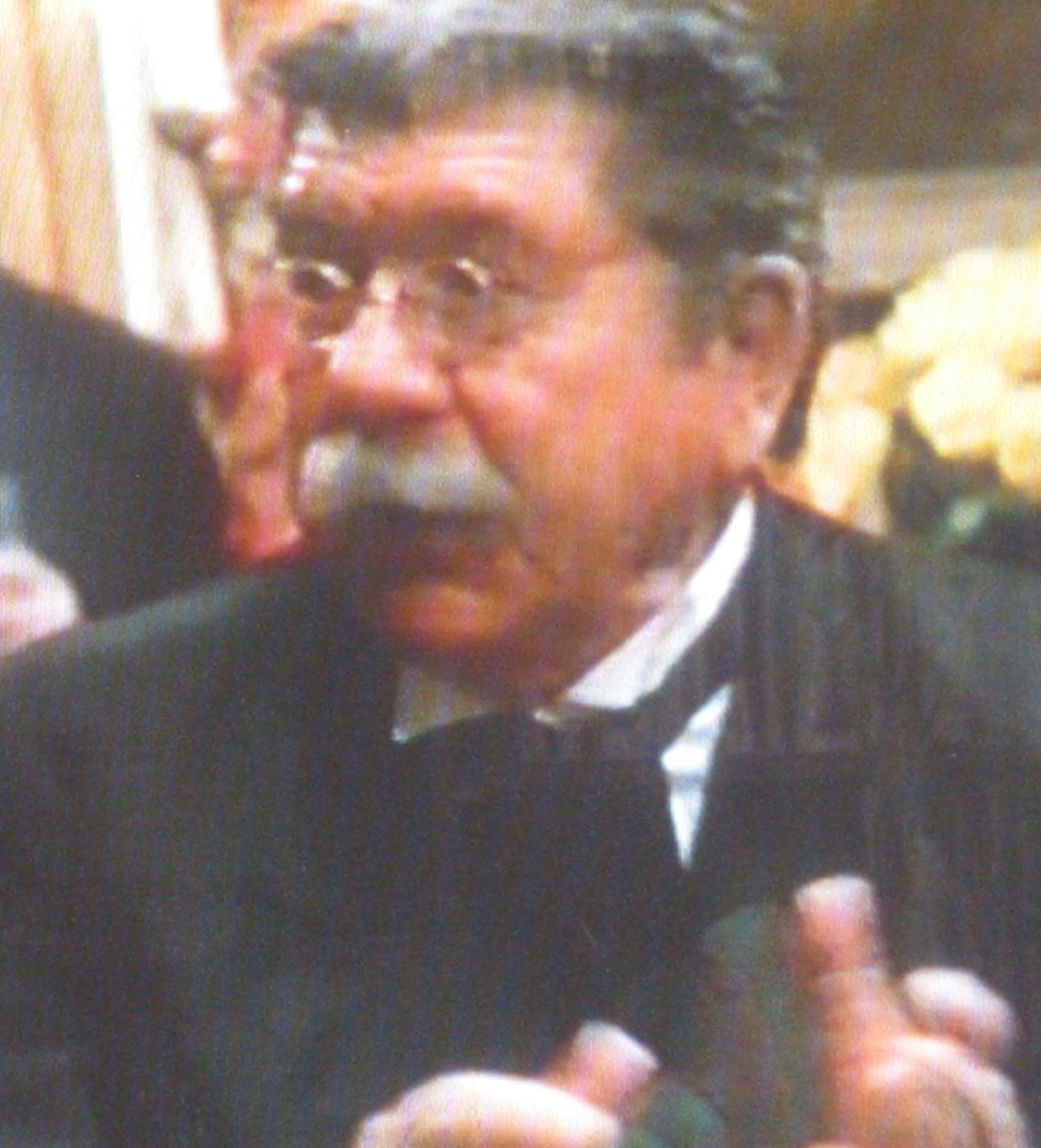 Claude Akins in The Gambler Returns: The Luck of the Draw (1991)
