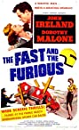 The Fast and the Furious (1954) Poster