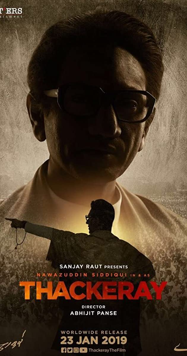 Thackeray (2019) - IMDb