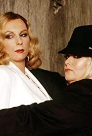French and Saunders Actually Poster