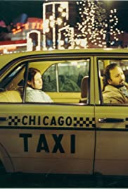 Chicago Taxi Poster