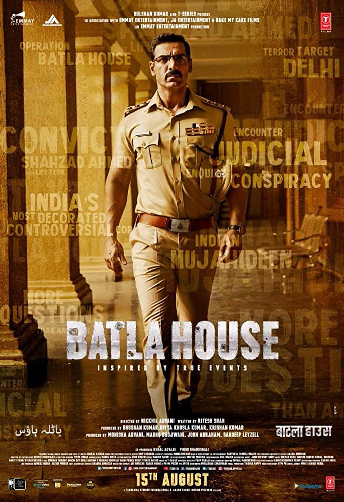 Batla House (2019) ORG Hindi 1080p 720p WEB_DL