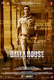 Batla House (2019) Poster - Movie Forum, Cast, Reviews