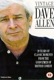 Vintage Dave Allen Poster