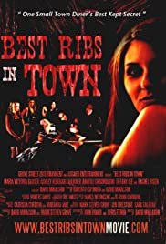 Best Ribs in Town Poster