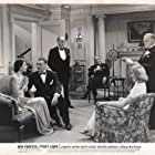 Walter Connolly, Preston Foster, Kay Francis, Anita Louise, Grant Mitchell, and Henry O'Neill in First Lady (1937)