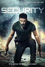 Antonio Banderas in Security (2017)