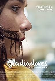 Nadia de Santiago, Rubén Tejerina, and Mairen Muñoz in Gladiadores (2019)