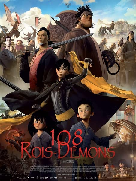 The Prince and the 108 Demons (2014) Hindi HGMA WEB-DL x264 AAC