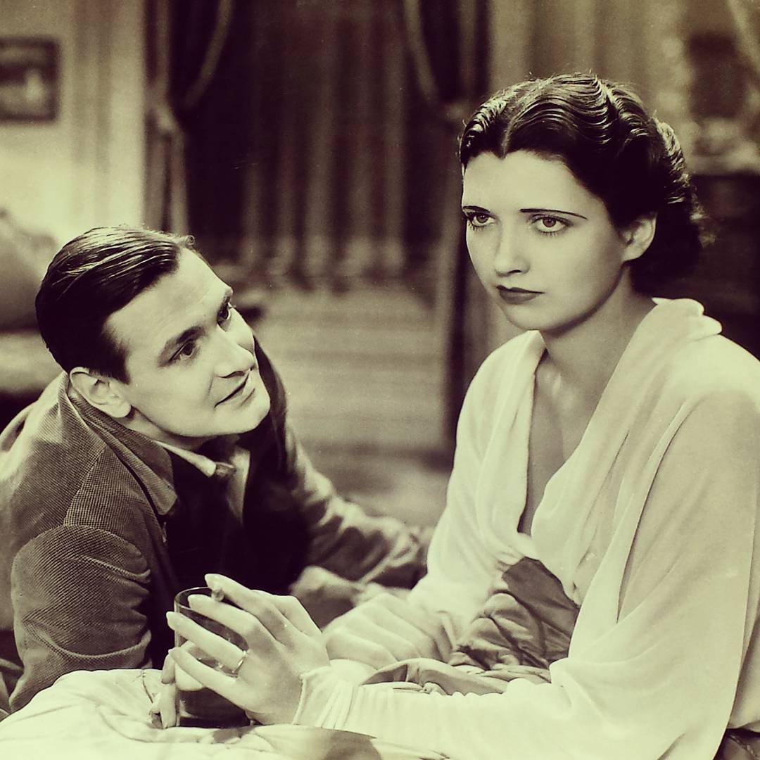 Kay Francis and Kenneth Thomson in Man Wanted (1932)