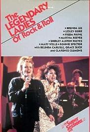 Legendary Ladies of Rock & Roll Poster