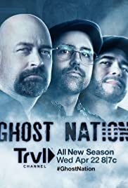 Ghost Nation Poster