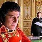 Gérard Depardieu and Christian Clavier in Napoléon (2002)