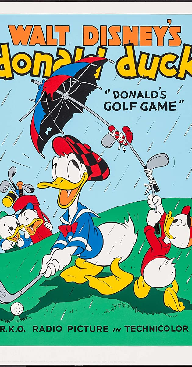 Donald's Golf Game (1938)