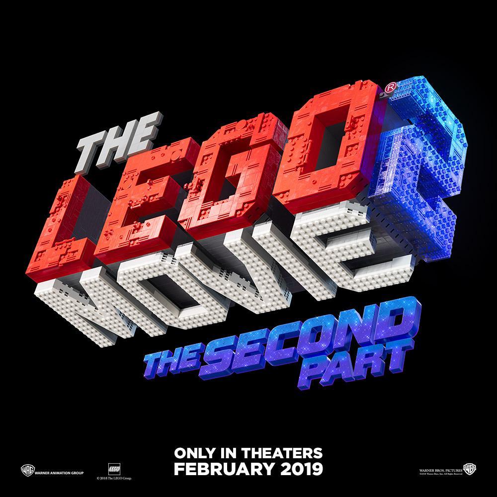 Vanaf 6 februari in de bioscoop, maar nu moet je het doen met The Lego Movie 2 trailer 2