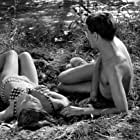 Christine Kaufmann and Gerhart Lippert in Town Without Pity (1961)