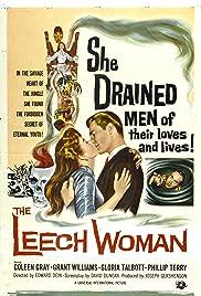 The Leech Woman (1960) starring Coleen Gray on DVD on DVD