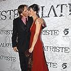 Viggo Mortensen and Ariadna Gil at an event for Alatriste (2006)