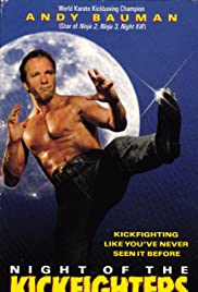 Night of the Kickfighters Poster