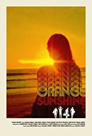 Orange Sunshine Poster