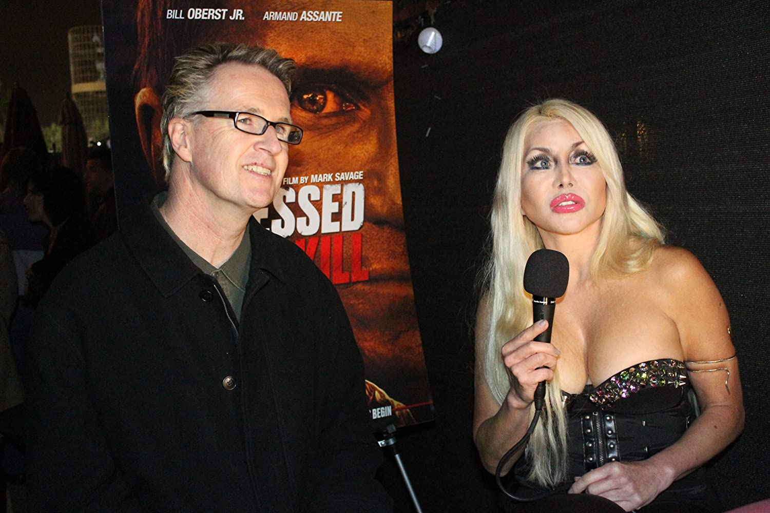 Interview With Filmmaker Mark Savage At Premiere Of Stressed To