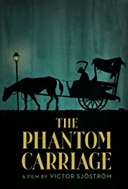 The Phantom Carriage Poster