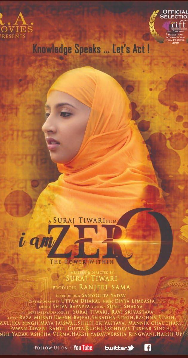 I Am Zero: The Power Within (2019) Hindi