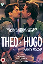 Paris 05:59: Théo & Hugo (2016) Poster - Movie Forum, Cast, Reviews