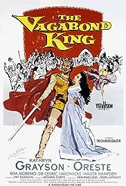 The Vagabond King Poster
