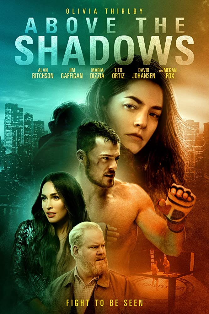 Above the Shadows (2019) English 300MB HDRip 480p