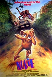 Nukie(1987) Poster - Movie Forum, Cast, Reviews
