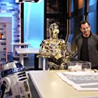 See-Threepio and Artoo-Detoo guest host will Will Arnett on Lego Masters on FOX