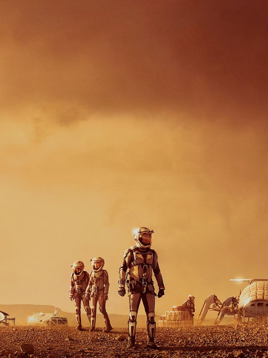 Mars (2016)