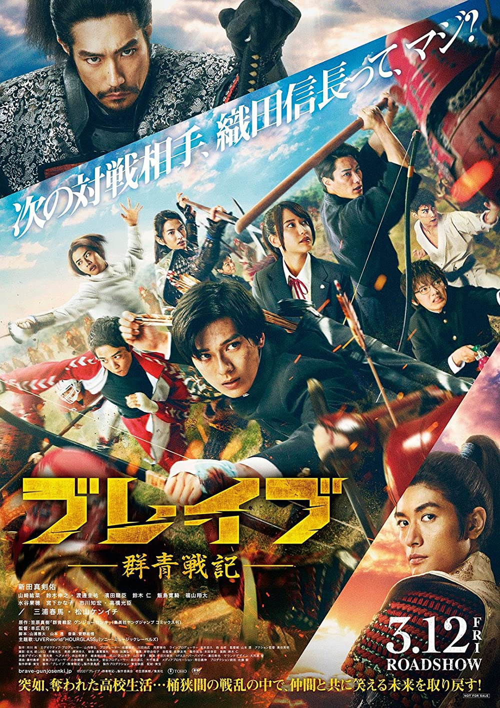 Brave Gunjyo Senki 2021 Japanese 480p BluRay ESub 353MB Download