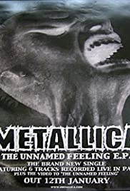 Metallica: The Unnamed Feeling Poster