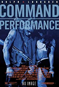 Dolph Lundgren and Melissa Molinaro in Command Performance (2009)