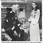 Joan Bennett and George Sanders in The Son of Monte Cristo (1940)