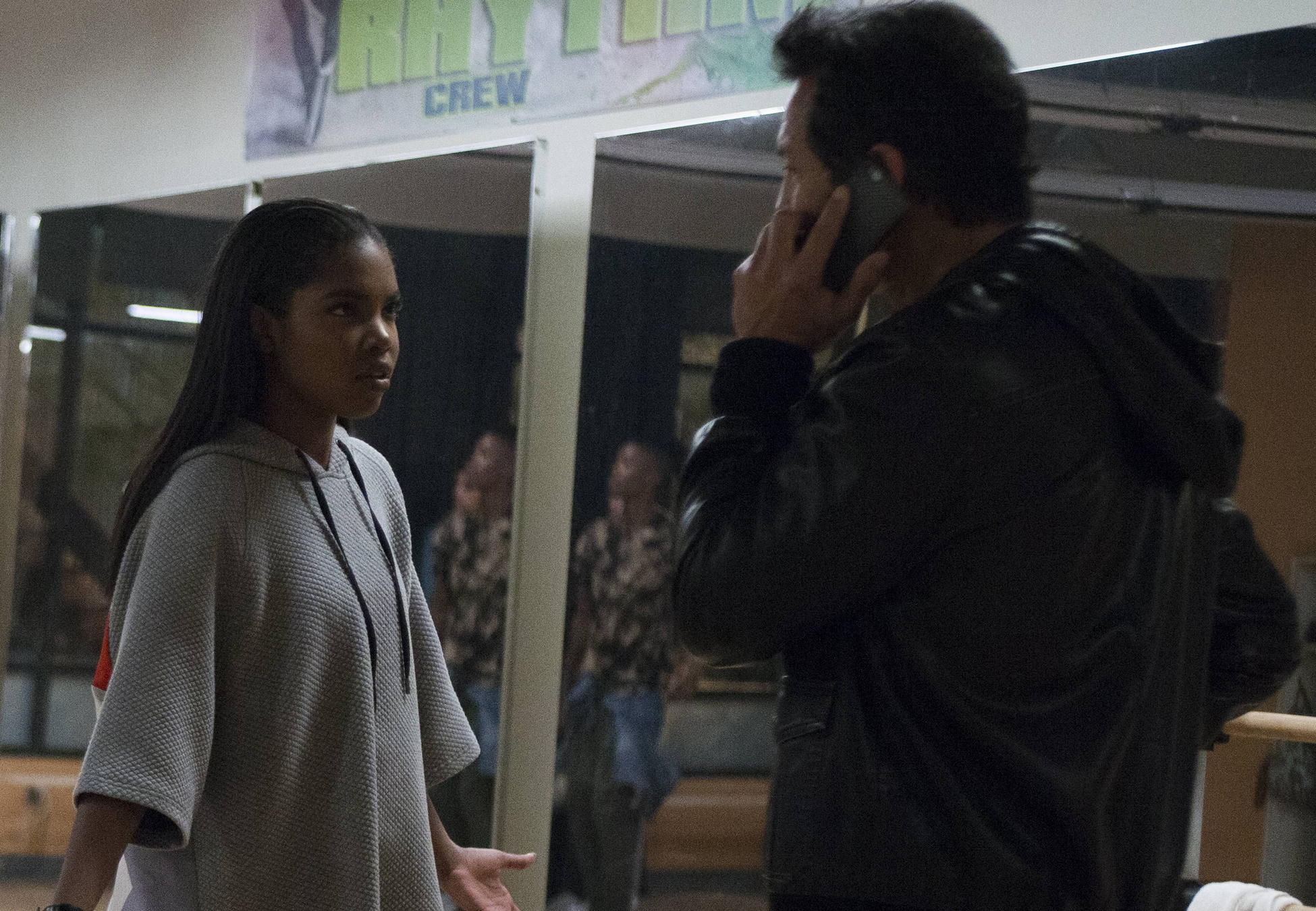 Benjamin Bratt and Ryan Destiny in Star (2016)