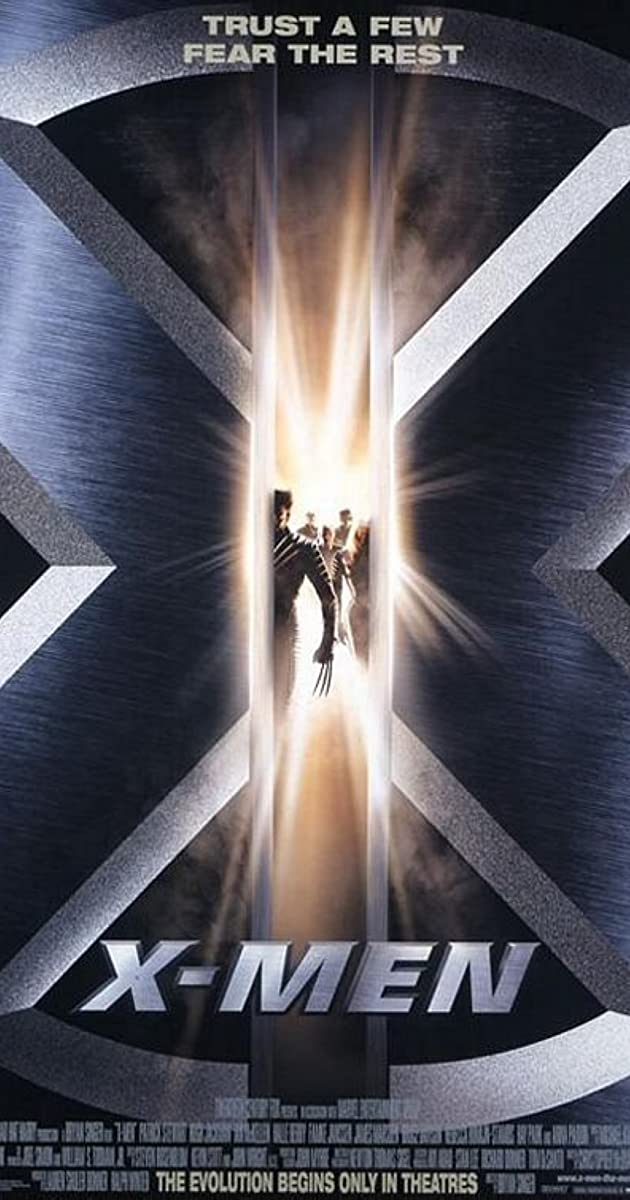 Watch Full HD Movie X-Men (2000)