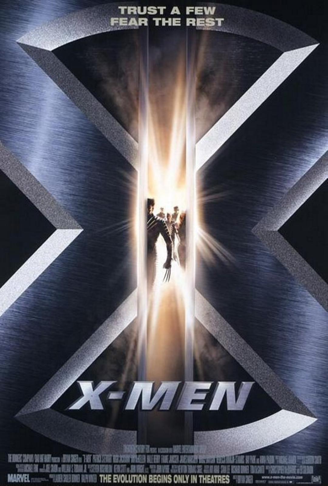 X-Men (2000) BluRay 480p, 720p, 1080p & 4K-2160p